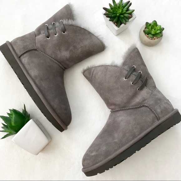 e3a20f2b47e UGG Constantine boots in charcoal NWT NWT